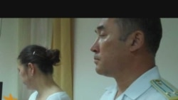 Оглашение приговора Ермеку Нарымбаеву