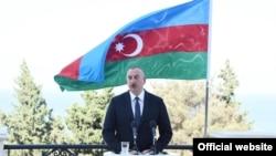 İlham Əliyev, Bakı, 18 iyul 2021