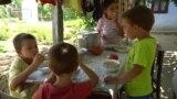 Домашнее счастье ребенка. Истории многодетных семей из села