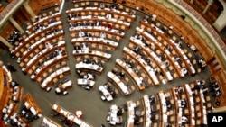 A svájci parlament dönt