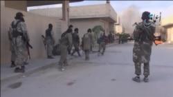 Militanti IS na ulicama grada Kobani