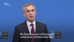 Rusiyeniñ Azaq deñiz faaliyeti Ukrainanı kerginleştirmege devam ete – Jens Stoltenberg (video)