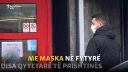 Masat për kufizim të lëvizjes zbrazin Prishtinën