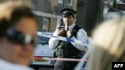 Британские полицейские пока не нашли похищенных миллионов