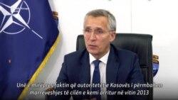 Stoltenberg: NATO mbështet vetëm mandatin origjinal të FSK-së