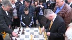 Karpov promovisao šah na jugoistoku Srbije