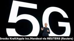 Shefi ekzekutiv i Apple, Tim Cook.
