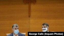 Marcel Ciolacu și Robert Cazanciuc s-au pronunțat împotriva deciziei Guvernului de mărire etapizată a alocațiilor
