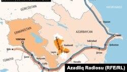 Azərbaycan, Türkiyə, Rusiya və Ermənistanı birləşdirəcək yeni dəmiryolu layihəsi