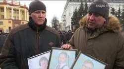 «Они скрывают от нас правду»: жители Кемерово вышли на митинг (видео)