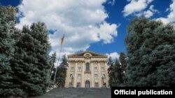 ՀՀ Ազգային ժողովի շենքը
