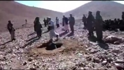 Taliban Stones Woman To Death In Afghanistan