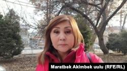 Гүлгакы Мамасалиева.