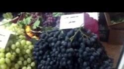 معرض للعنب في دهوك