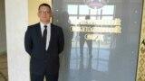 Belarus - Former judge Alyaksey Patsko, undated
