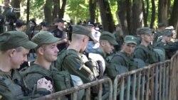 У Запоріжжі на акції з нагоди 22 червня чергували 315 правоохоронців (відео)