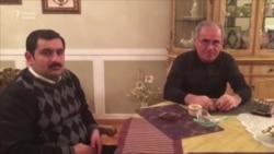 Üsyankar müstəntiq azadlıqda-evindən reportaj