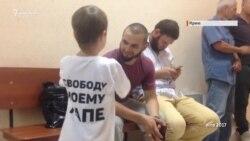 Крымская детская сотня (видео)
