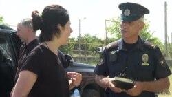 მე-11 საარჩევნო უბანზე საპატრულო პოლიცია გამოიძახეს