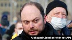 Activistul rus Vladimir Kara-Murza