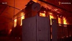 Вибухи у Сватові – відео з місця події