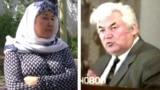 Дар аксҳо: Мунаввара Набиева ва Раҳмон Набиев