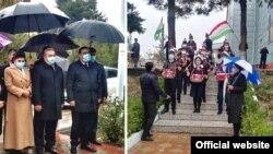 14-го ноября в Хатлоне так отмечали День президента