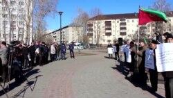 Тукай вафатына 106 ел. Казанда татар телен яклау җыены