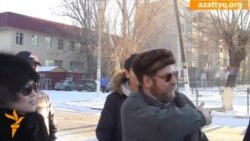 Суд по жалобе Владимира Козлова