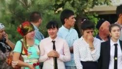 Жители Ташкента простились с Ислам Каримовым