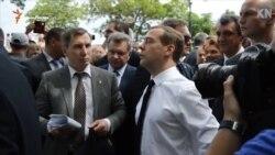 Медведєв кримчанам: «просто грошей немає» (відео)