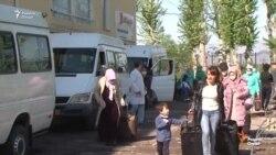 Хатми карантини 291 бозгашта аз Русия