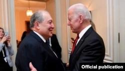 Հայաստանի և ԱՄՆ-ի նախագահները, արխիվ