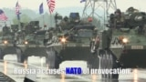 NATO Shows Off Strength To Russia