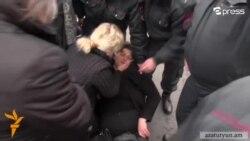 Քննություն՝ որդեկորույս մայրերին քաշքշած ոստիկանների գործողությունների առնչությամբ