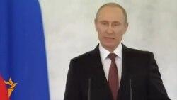 Путин: Кырымда урыс, украин һәм кырымтатар телләре тигез хокуклы дәүләт телләре булачак