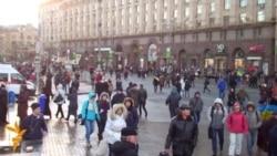 Київ продовжує мітингувати