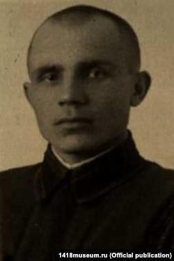 Участник ВОВ Левченко Борис Степанович, дата рождения 21.02.1913