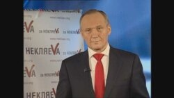 Выступ Уладзімера Някляева 26.11.2010 ч.1