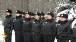 Жінки-охоронці провели показові навчання