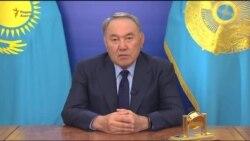 Назарбаев призывает казнить террористов