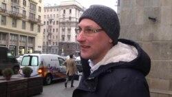 Між Росією і Україною триває війна? (опитування росіян)