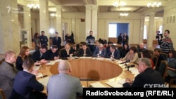 Засідання Комітету Верховної Ради з питань свободи слова та інформаційної політики
