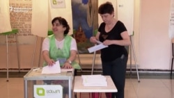 Georgians Vote In By-Elections