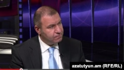 Член парламентской фракции ППА Микаел Мелкумян (архив)