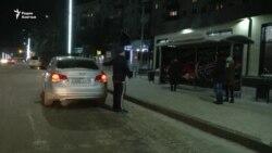 Бесплатное такси в мороз