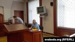 Пракурор Юры Шарсьнёў