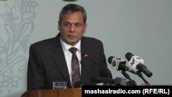 نفیس زکریا سخنگوی وزارت خارجۀ پاکستان
