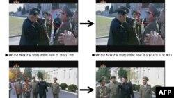 تمام عکسها و ويدئوهايی که از مقام ارشد برکنار شده کره شمالی در آرشيو خبرگزاری رسمی اين کشور وجود داشت پاک شده است.