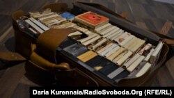 Чемодан с записями Владимира Пержило